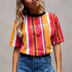 Guess Striped T-Shirt 🌟